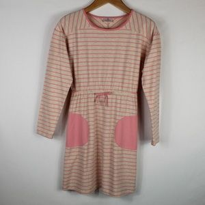 Hanna Andersson | Striped casual dress 160